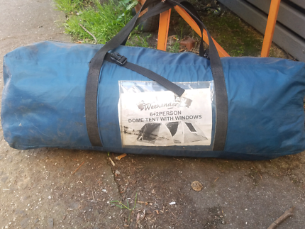 Stockman weekender tent & man tent stockman | Gumtree Australia Free Local Classifieds