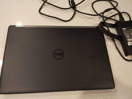 Dell Precision 3510 i7 6700HQ FirePr Onstie warrany to 27/12/2019