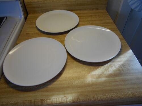 centura dinner plates white coupe