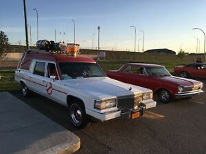 Ghostbusters Ecto 1 (Movie Replica)