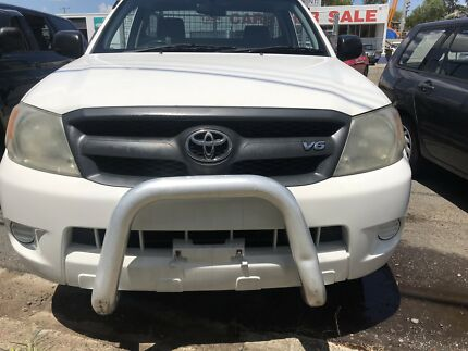 Toyota Hilux 2008 Auto  Ute 209970 ks Rocklea Brisbane South West Preview