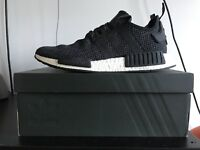 Adidas NMD R1 Champs Exclusive Black Sz 10