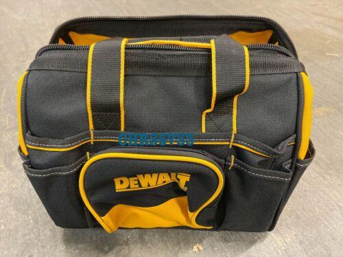 NEW DEWALT 12x10 18 Pocket Heavy Duty Nylon Canvas Contracto