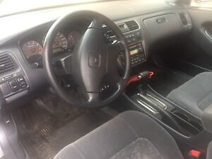 Honda Accord 2door 2001