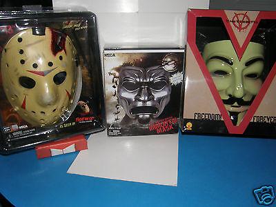 Immortal Masks (Masks      Vendetta / Immortal / Friday 13th   . . Deluxe)