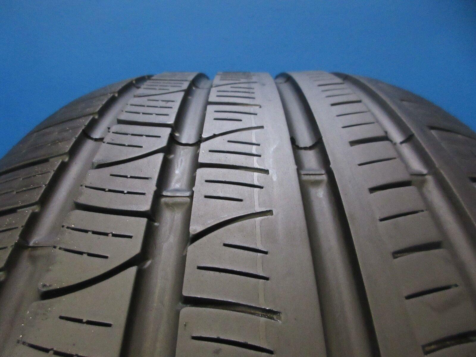 One Used Pirelli Scorpion MO Verde All Season  265 45 20  7-8/32 Tread  F1252