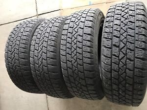 Arctic Claw 195/65R15 Winter tires on rims!