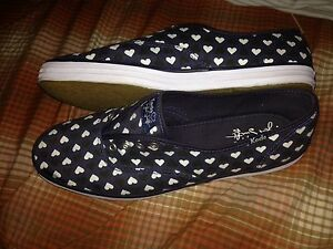 Taylor Swift Keds new size 8 VERY CUTE