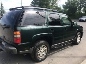 2003 Chevy Tahoe Z71