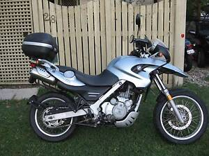 2007 BMW F650 GS Woody Point Redcliffe Area Preview