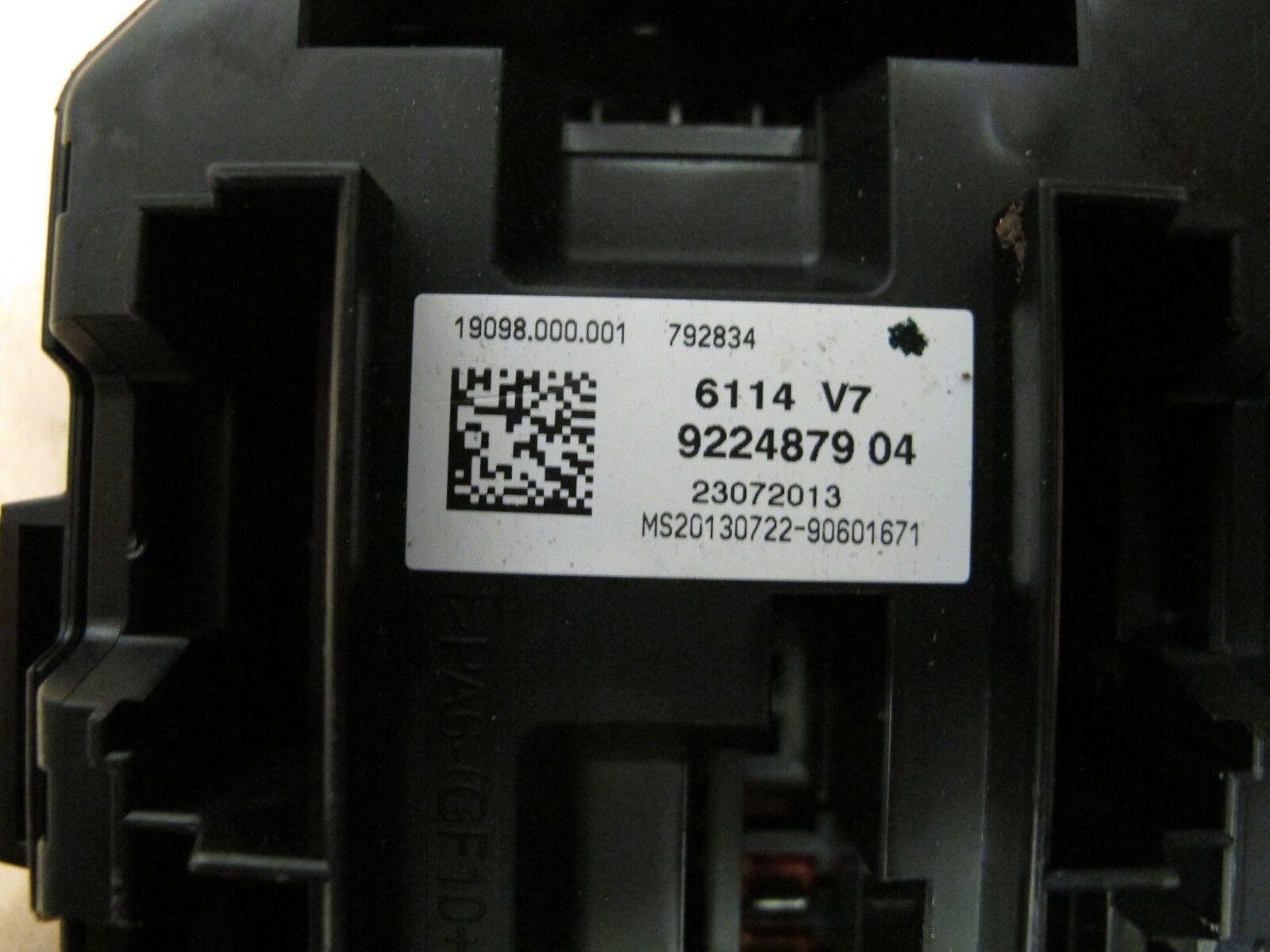Bmw E20 E21 E30 E31 1 3 Series Fuse Box 61149224879 9224879 Repair Of See More