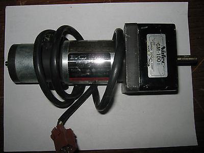 Electro-Craft Corp 0586-00-022 Permanent Magnet Servo Motor-Tach, Used  - Electro Permanent Magnet