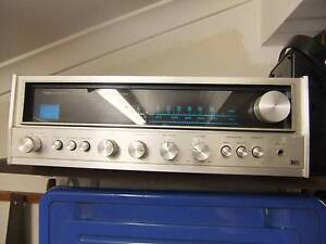 Vintage Realistic Stereo Tuner Amplifier Wishart Brisbane South East Preview