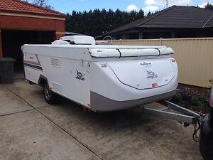 Jayco swan 2014 Ballarat Central Ballarat City Preview