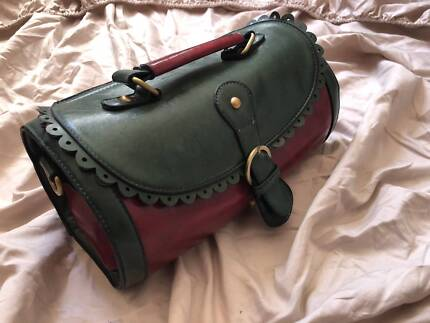 Unique Leather Handbag