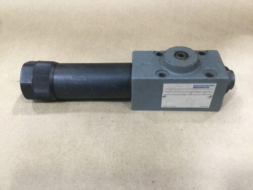 Rexroth DR 6 DP1-52/150YM SO52 Pressure Reducing Valve 452647 L11 #08G65RM