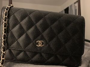 Authentic Chanel Woc
