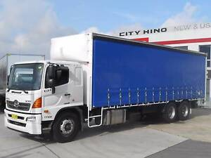 2016 Hino 500 Series 1728 Airbag Auto 2016 Old Guildford Fairfield Area Preview