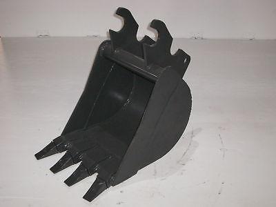 Kubota Kx71 Excavator Bucket 18 Quick Attach Built To Fit Kubota New