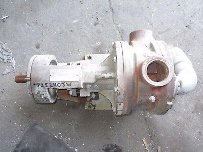 Maag Viking 2 Iron Pump 725240jw Typeg1-55wwa2nrtcpgna09 Used