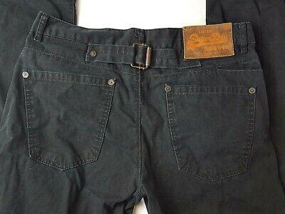 "Vintage Superdry Black Man's Jeans W34"" L32"""
