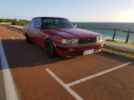 EOI 1986 Toyota Cresta GX71 SX70