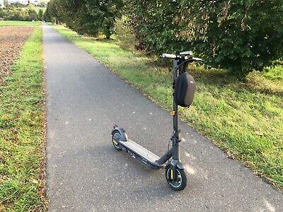 Segway Ninebot MAX G30D II E-Scooter - Schwarz **Neuwertig + Zubehör**