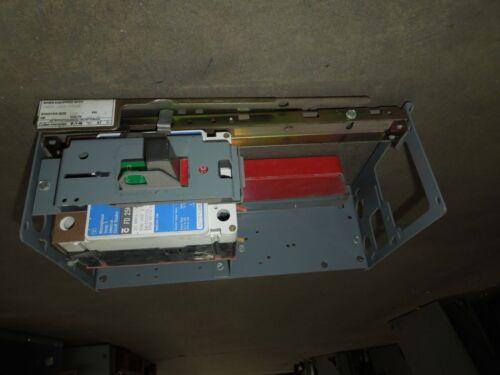 """Cutler Hammer Freedom Unitrol 15A FD 25K 3P Breaker Feeder MCC Bucket 6""""T Used"""