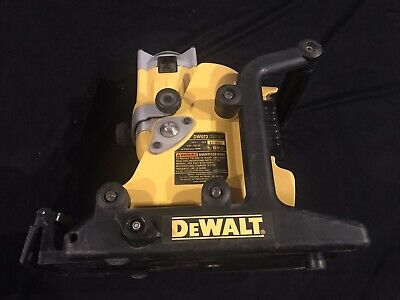 Dewalt Dw073 Cordless Rotary Laser Level 18 Volt With Case Tool Only Nice