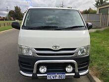2008 Toyota Hiace Van/Minivan Seville Grove Armadale Area Preview