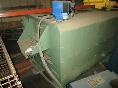 Almco Vb-1631 Rectangular 15 Cuft 5hp 230460v Vibratory Finishing Barrel