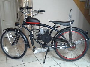 4 - Cycle 49cc  Motorized Gas Bikes For Sale $700 & Up