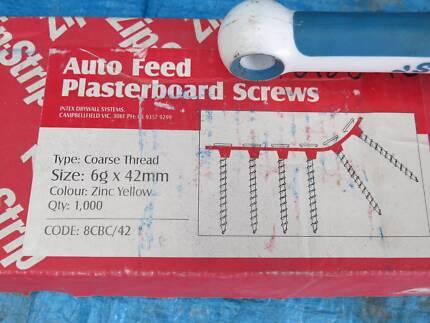 PlasterX Drywall Screws - 42mm, 6g, coarse thread