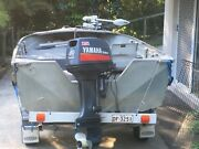 4.1 meter ally craft rhino Mermaid Beach Gold Coast City Preview