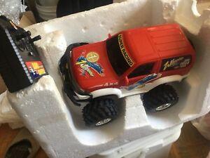 Wheelie Boss RC car