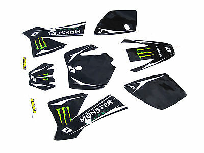 (2002-2008 KTM50 GRAPHICS DECAL STICKERS KIT for KTM50 SX 50CC 50SX)