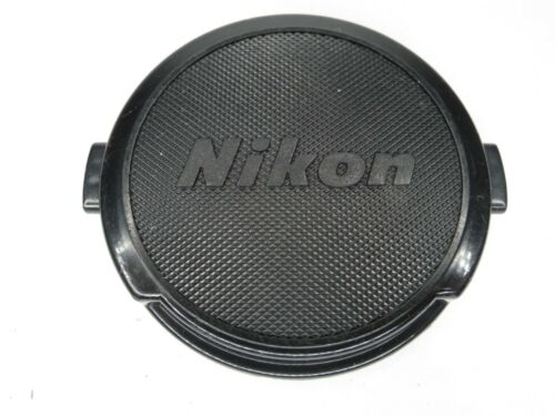 Nikon Vintage 52mm Black Front Camera Lens Cap For Ai / Ai-S / Non Ai