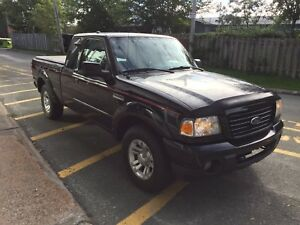 2008 Ford Ranger XL, 4by4, Inspected, 144km