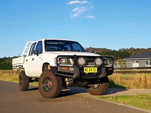 2002 Toyota Hilux 4WD
