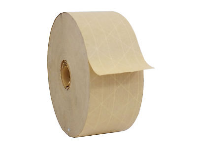 Wod Wat-wae Water Activated Gummed Kraft Paper Packaging Tape 2.75 In. X 500 Ft.