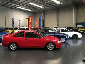 2001 Mitsubishi Lancer Coupes Arundel Gold Coast City Preview