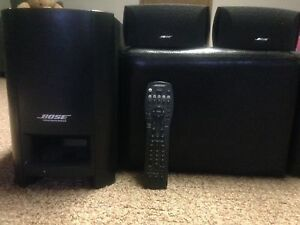 BOSE - CineMate Home Theatre System