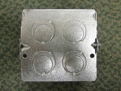 Thomas Betts Outlet Box Gw135g Box Of 19 1 Gang 3-12 Deep 12 34 Kos