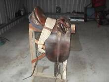 Syd Hill stock saddle Ellalong Cessnock Area Preview
