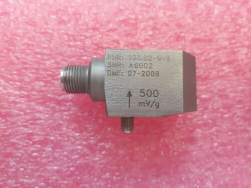 VIBRASENS  103.02-9-2   Piezoelectric Vibration sensor Competitors