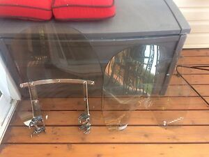 Harley Softail Quick Connect Windshield