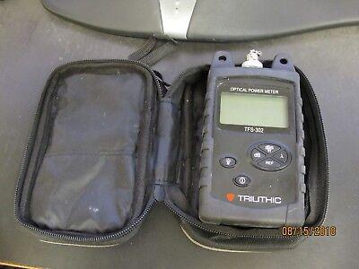 Trilithic Viavi Tfs-302 Optical Power Meter Joff