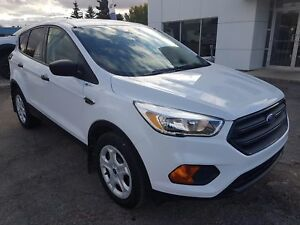 2017 Ford Escape S Warranty, Back Up Camera, PST Paid