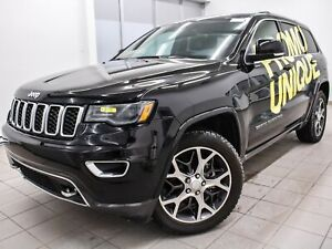 2018 Jeep Grand Cherokee LIMITED 4X4 LUXURY *TOIT PANO* NAVIGATI