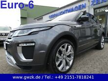 Land Rover  Evoque Autobiography Dynamic / Massage